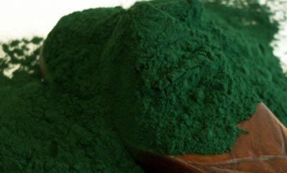 A spirulina ou espirulina é uma alga azul-verde profunda considerada uma grande potência nutricional. Para além de proteína contém quantidades decentes de magnésio, riboflavina, potássio e pequenas quantidades de outros nutrientes que o corpo precisa, incluindo os ácidos gordos essenciais.