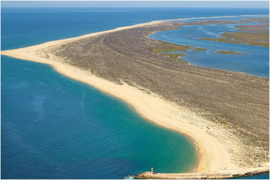 Praia da Barreta, Algarve