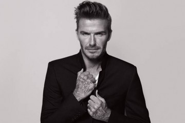 David Beckham explica significado das suas tatuagens em nova campanha