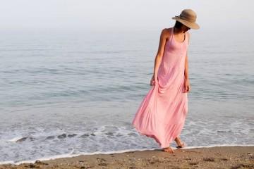mulher 750 praia