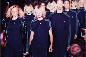 Depois de uma parceria de sucesso com a 'H&M', o estilista renova-se e apresenta uma nova coleção atlética em colaboração com a conhecida marca de desporto.