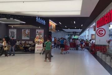 Nova área comercial nasce no Centro Colombo