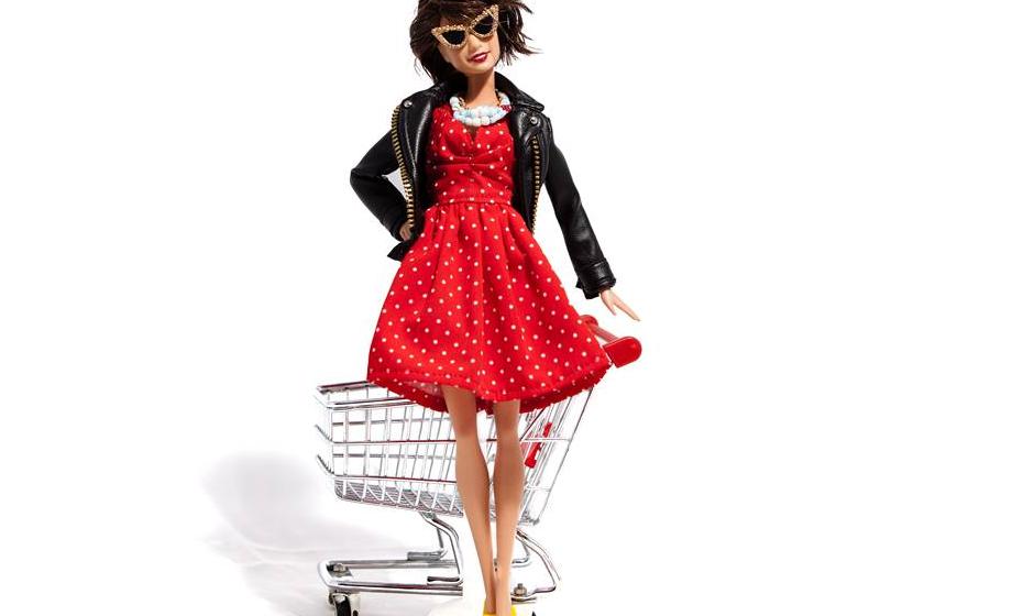 Barbie 'Tu podes ser o que quiseres'.