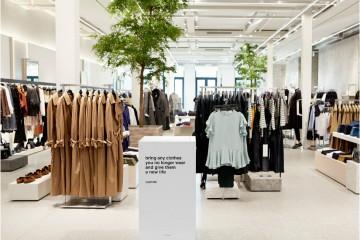 A marca comprete-se com o universo das boas práticas ambientais com a sua nova linha de roupa.