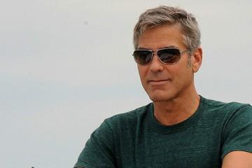 George Clooney apanhado de surpresa com o divórcio de Brad Pitt e Angelina Jolie