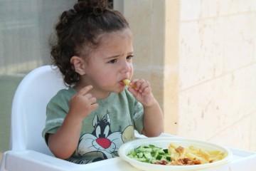 Bebés tiram conclusões sociais consoante a alimentação dos outros