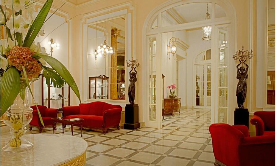 11º - Hotel Maria Cristina (Luxury Colection), São Sebastião, Espanha.