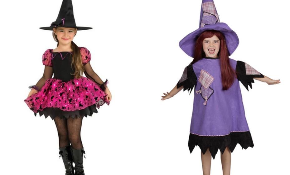 As bruxinhas não podiam faltar. Qual destas prefere? Na imagem: Funidelia.