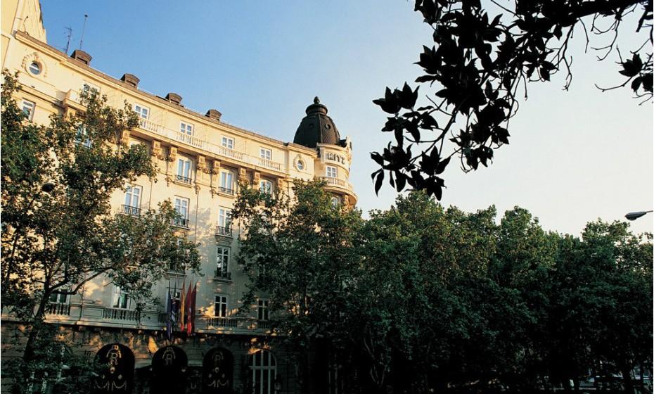 14º - Hotel Ritz, Madrid, Espanha.