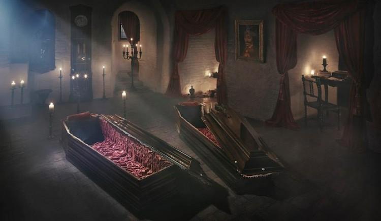 'Airbnb' providencia dormida no Castelo do Drácula