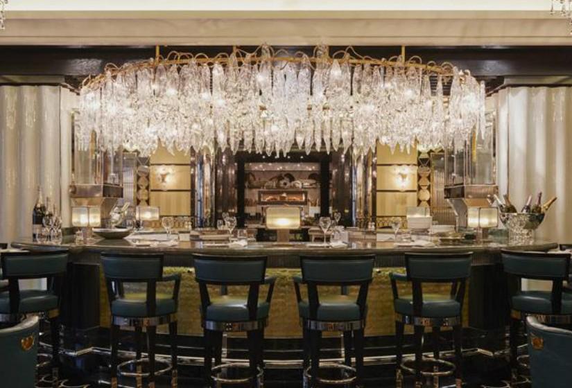 2º - 'American Bar' no hotel Savoy, Londres (E melhor bar da Europa)