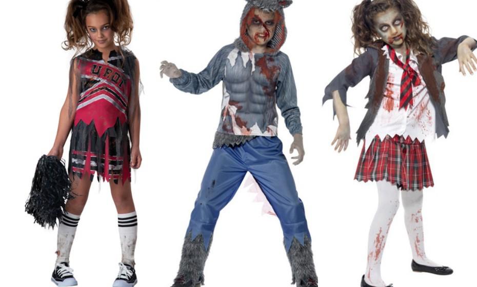 Zombies e mais zombies… Eles andam aí! Na imagem: Funidelia.
