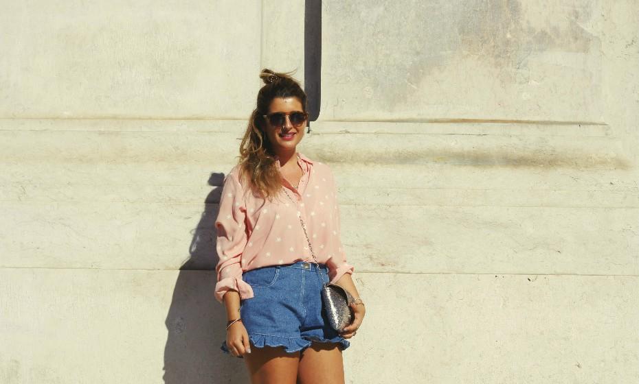 Ana Gomes, 28, é a autora do conhecido blog 'A Melhor Amiga da Barbie'.