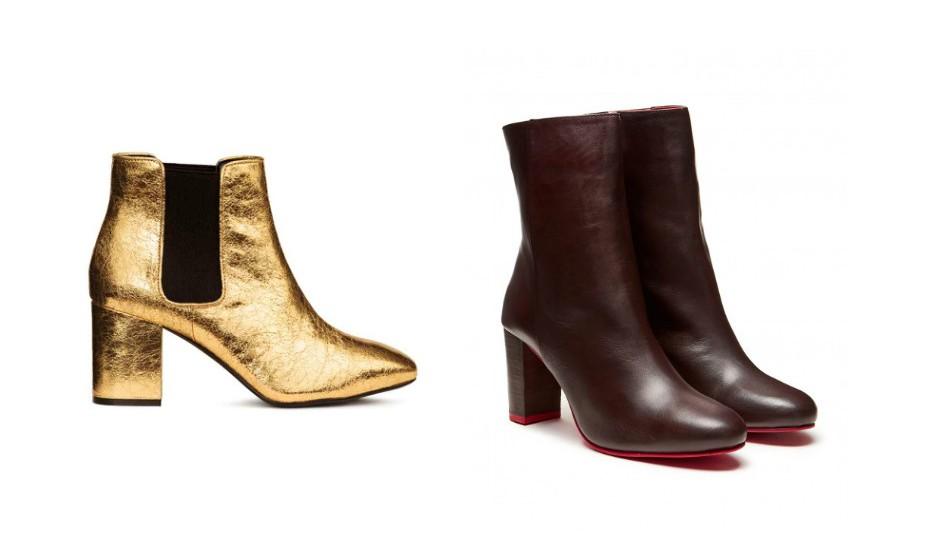 Gosta de calçado mais vistoso? Estes botins da H&M e da Benetton foram criados a pensar em si.