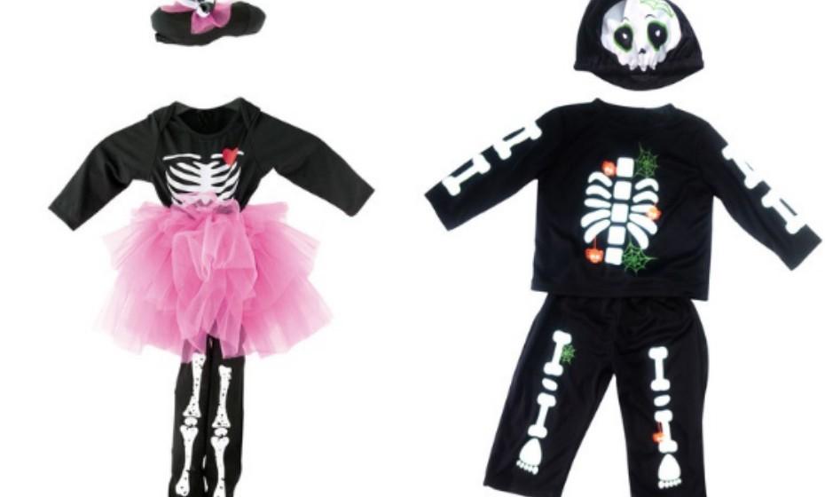 Apesar de não perceberem muito bem o que se passa neste dia, os bebés também merecem festejar. Na imagem: Imaginarium.