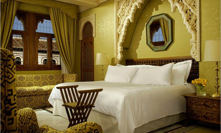 4º - Hotel Afonso XIII (Luxury Colection), Sevilha, Espanha.