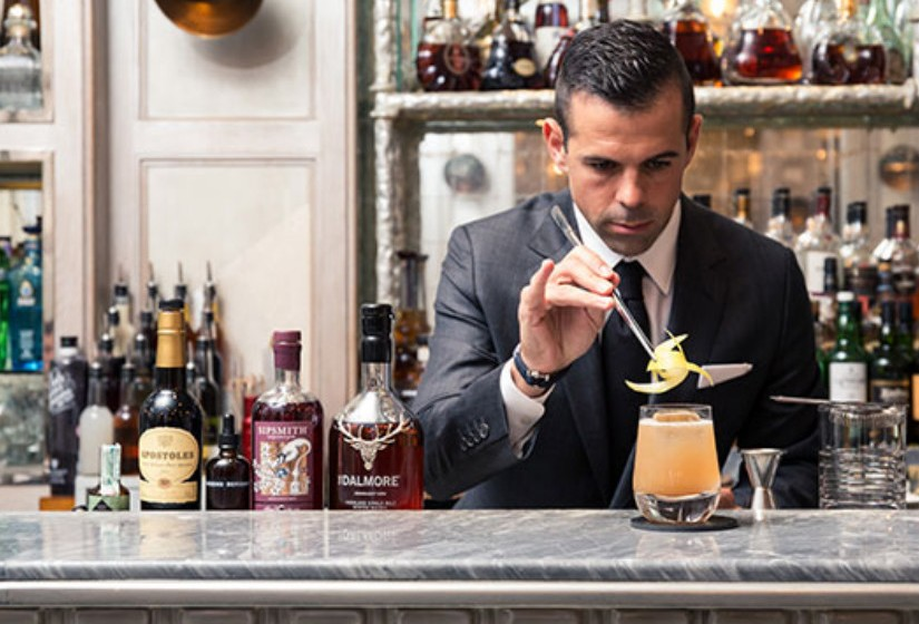4º 'Connaught Bar at the Connaught', Londres
