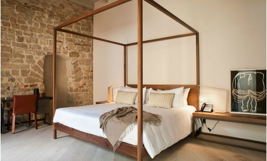 6º - Mercer Hoteles Barcelona, Barcelona, Espanha.