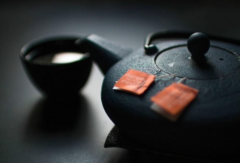 O chá verde é o chá mais anti-inflamatório de todos e está associado à perda de peso.