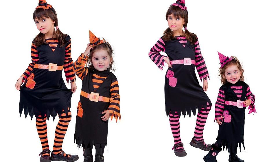 Se quiser vestir os seus filhos de igual forma, eis estas sugestões. Na imagem: Toys R Us.
