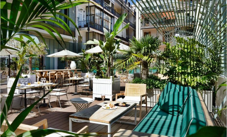 9º - Cotton House Hotel, Barcelona, Espanha.