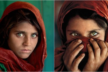 Fotografias: Steve McCurry
