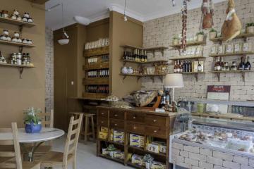 Uma típica bottega italiana abriu no coração de Lisboa