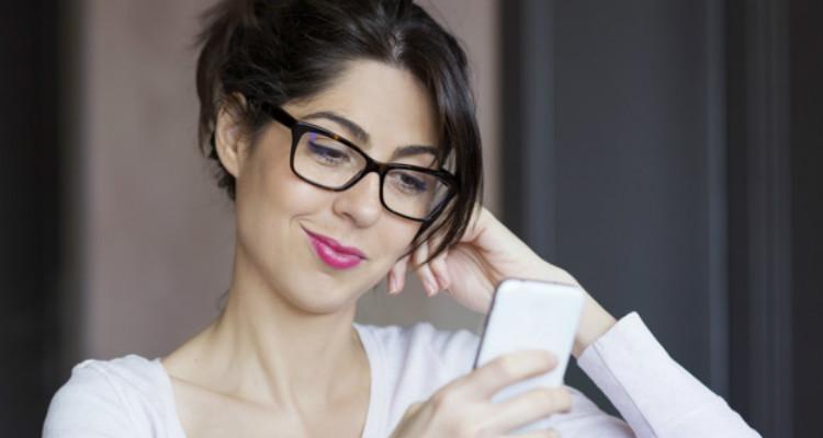 80% das conversas online são iniciadas pelos homens