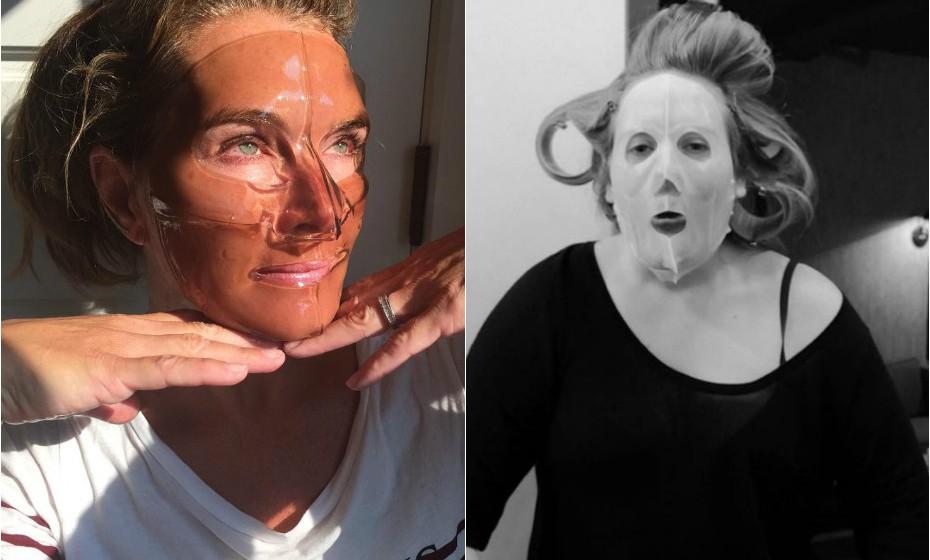 As celebridades são viciadas em máscaras de beleza e gostam de assumir isso nas redes sociais. A Mood está sempre atenta: eles publicam e nós mostramos-lhe tudo!