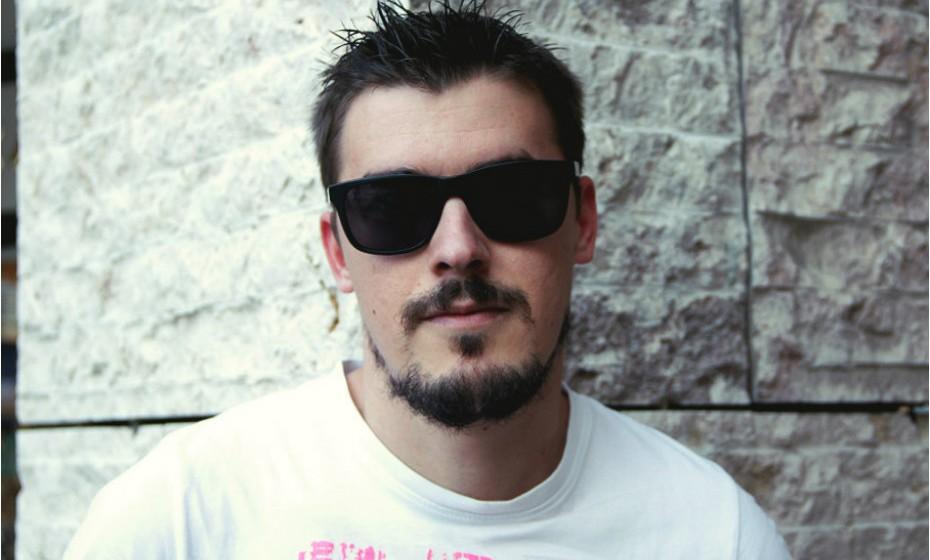 «Acho que a barba me dá um certo estilo», admite André Rebelo.