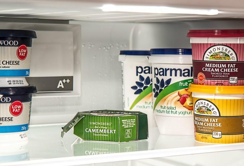 Não compre produtos marcados com 'mantenha fresco' ou 'mantenha congelado' que não tenham sido armazenados sob refrigeração adequada.