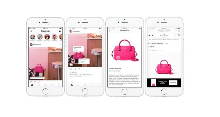 Vai ser possível fazer comprar através do Instagram