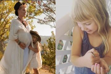 Pink revela nova gravidez