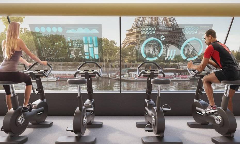 Paris Navigating Gym