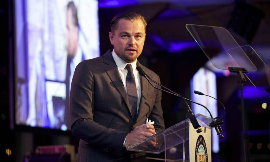 8. Leonardo DiCaprio - 9,23€ por cada 1€.