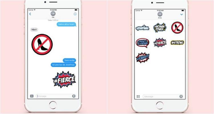 'Josefinas' desenvolvem aplicação para iOS 10