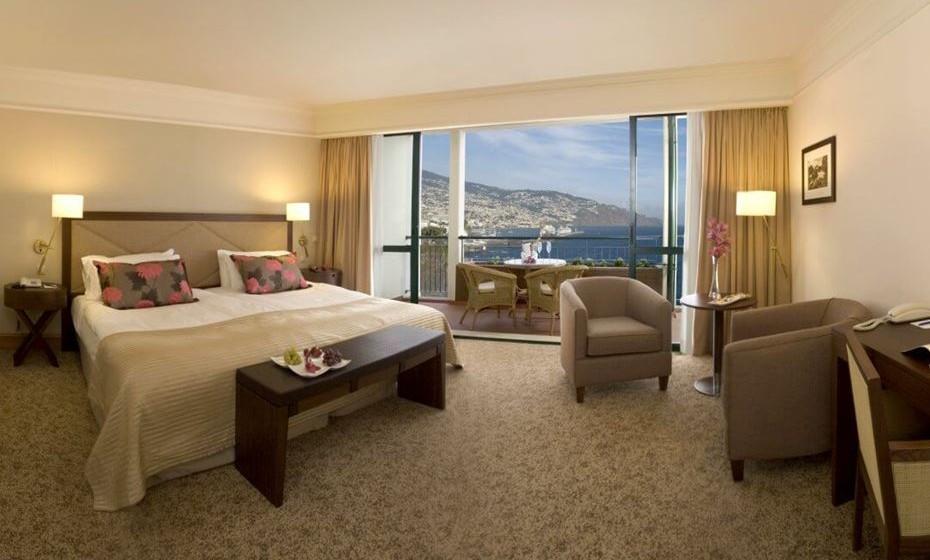 Categoria Melhores Quartos de Hotel: 2. The Cliff Bay, Funchal, Madeira