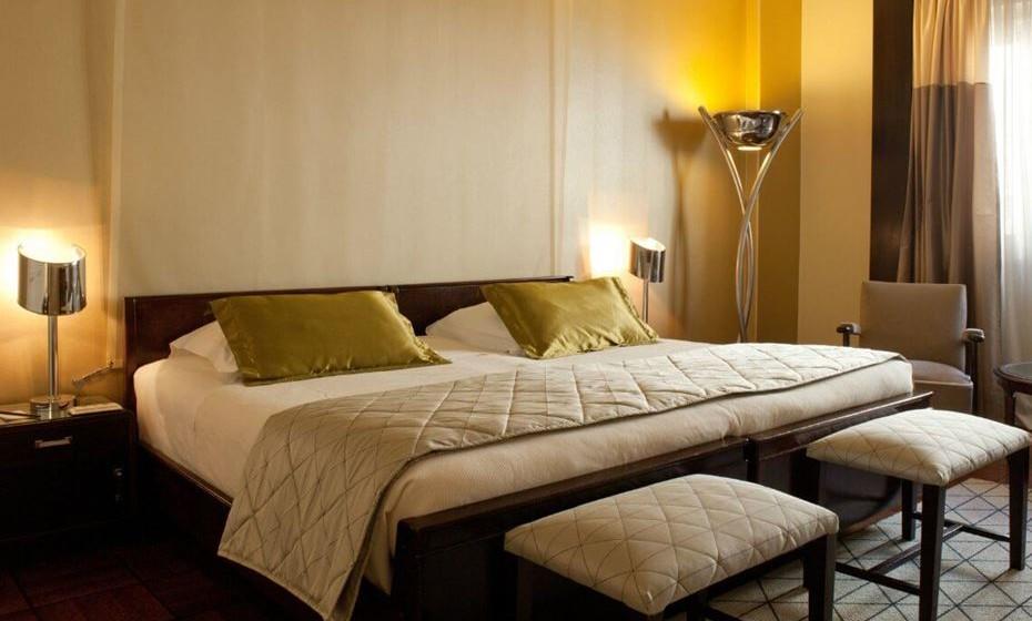 Categoria Melhores Quartos de Hotel: 3. Britania, Lisboa