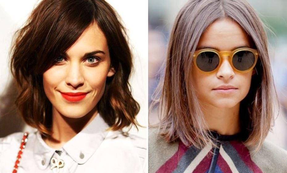 Sugestões para cabelos curtos.
