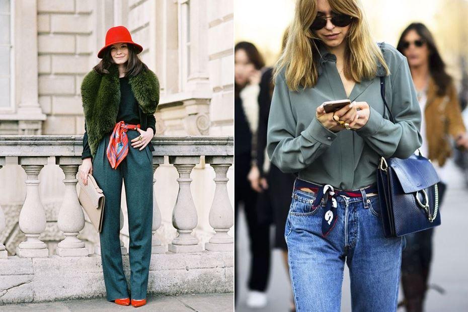Como cinto ou adereço, nas presilhas dos vossos jeans ou calças.