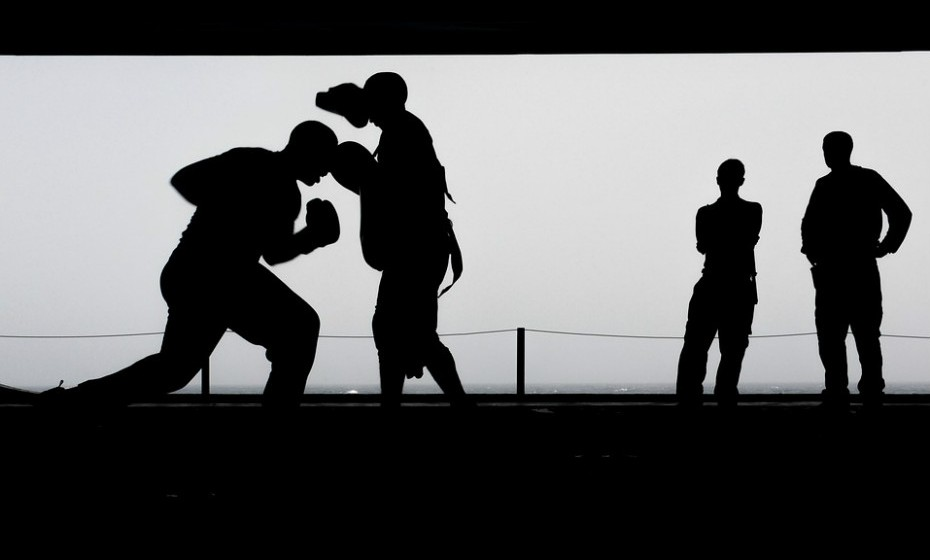 Pratique exercício físico, o mínimo que seja, e não ceda ao sedentarismo.