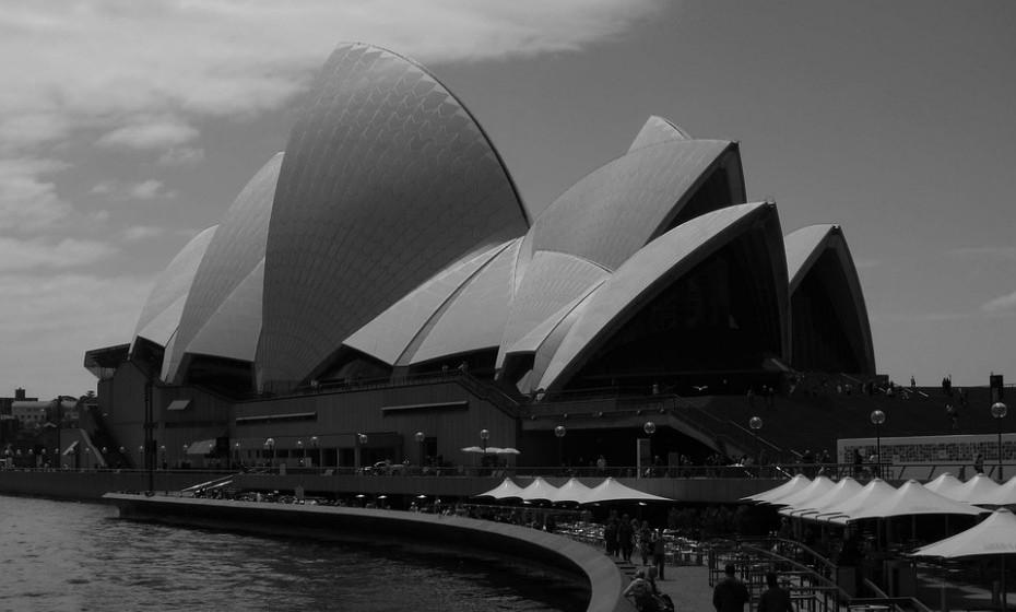 4. Sydney, Austrália, leva um estilo de vida como nenhuma outra cidade, com praias, um sol incrível, cultura, comércio… O seu mercado imobiliário flutuante tem mantido o seu valor.