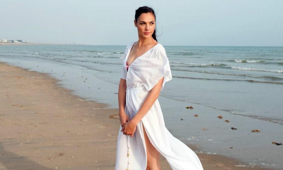 A  'Mulher Maravilha', Gal Gadot, anunciou a sua gravidez em novembro nas redes sociais. A modelo e atriz vai ser mãe pela segunda vez.