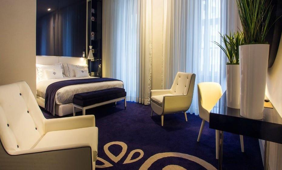 Categoria 4 Estrelas:  2. Hotel Portugal, Lisboa