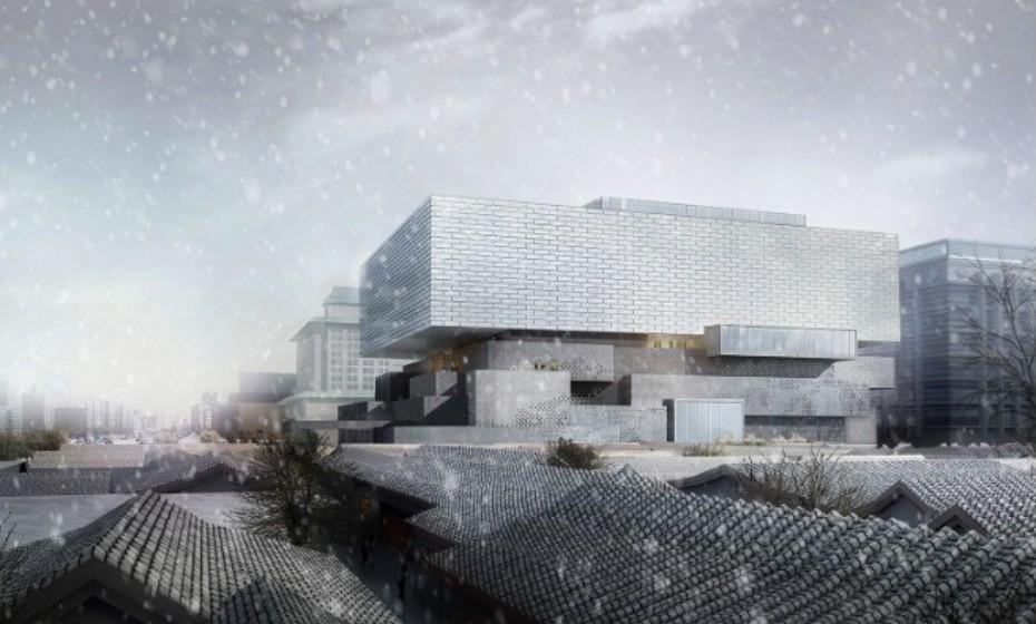 Guardian Art Center, em Pequim. A Cidade Proibida vai ganhar um novo vizinho. Com  6320 metros quadrados, este centro ambicioso é responsabilidade da firma Buro Ole Scheeren. Terá à disposição restaurantes, um hotel e instalações com fins educativos.