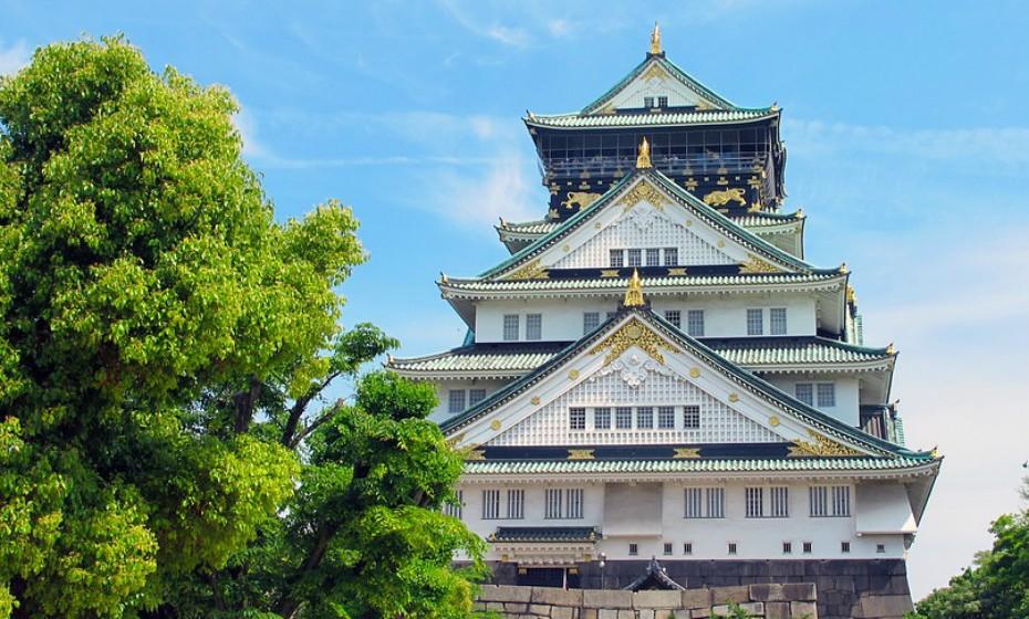 8. Osaka, Japão, é uma das cidades principais e mais desenvolvidas nos centros de comando para a economia asiática.