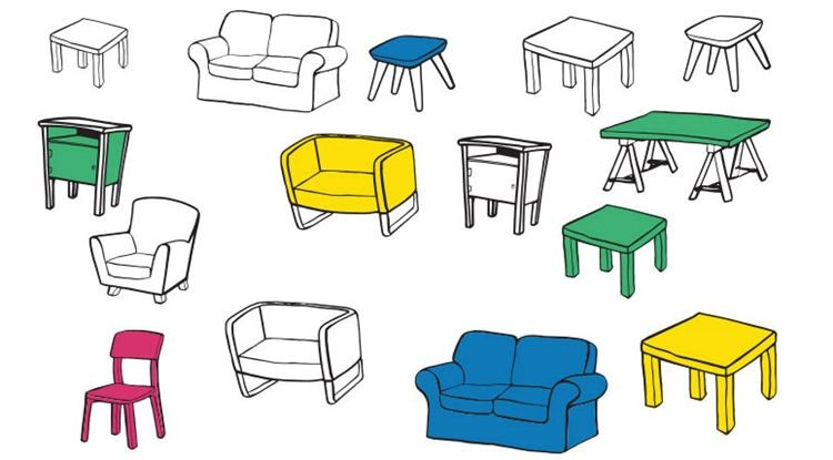 Clientes da IKEA podem agora trocar móveis usados por cartão presente