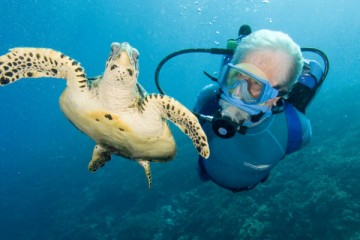 Faça um cruzeiro com o filho de Jacques-Yves Cousteau