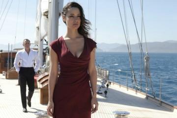 O iate de luxo usado no filme 'James Bond Skyfall'. Veja de seguida imagens do iate. Imagem de capa: IMDb