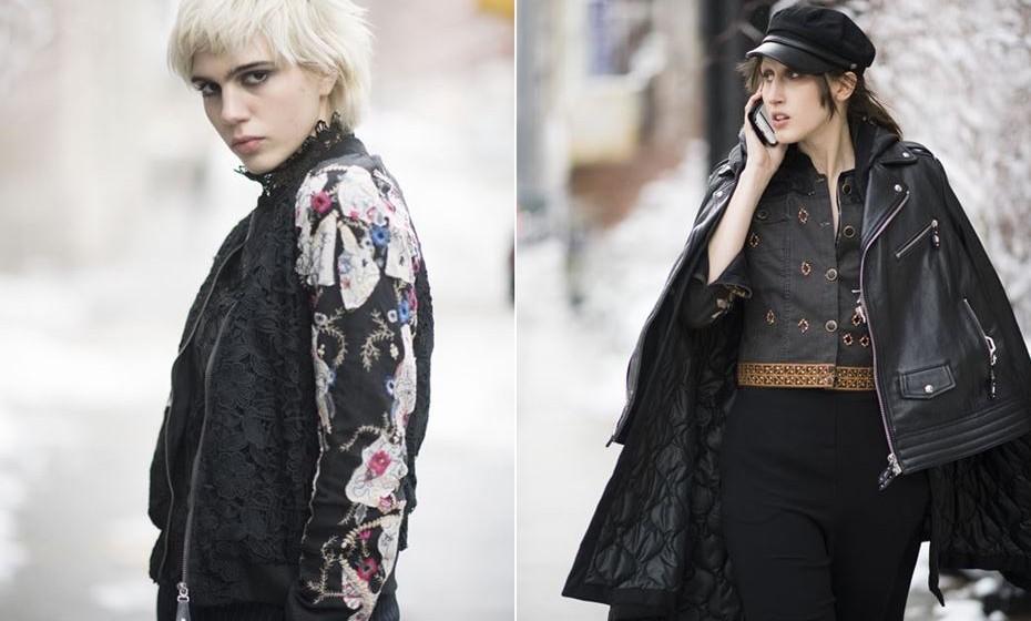 Entre 8 e 16 de fevereiro, Nova Iorque é a capital da moda e do estilo. Veja algumas imagens de street style tiradas pela objetiva da Getty Images.